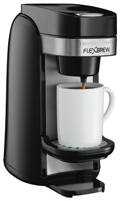 Hamilton Beach 49997 Single Serve Coffee Maker Flexbrew