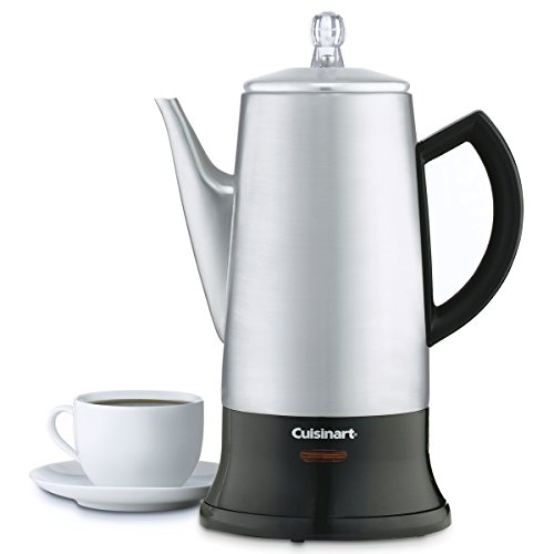 12 Cup Cordless Perculator Coffee Maker Top Coffee Makers
