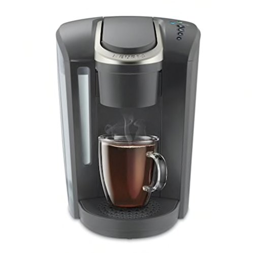 Keurig K Select Single Serve K Cup Pod Coffee Maker Gray