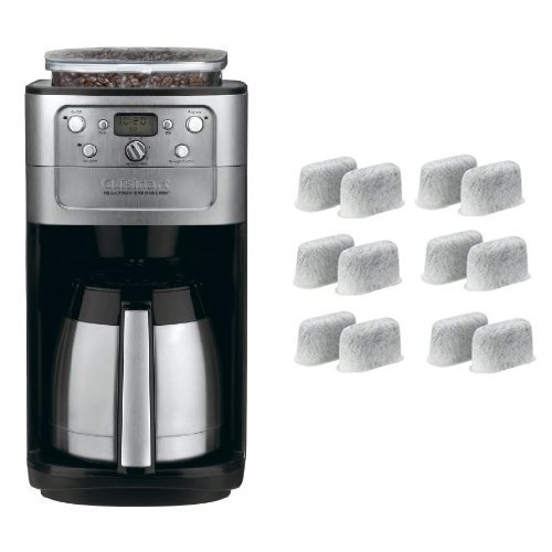 Replacement Charcoal Water Filters for Cuisinart Coffee Machines